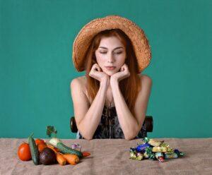 Picar entre horas a dieta